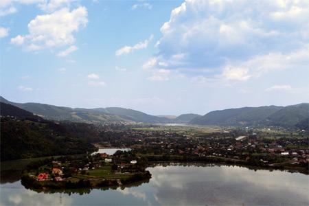 Bistrita Valley