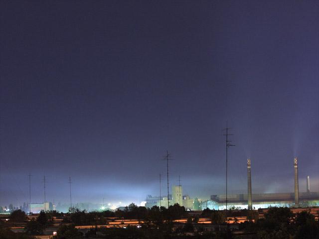 Aurora Borealis - Industrial