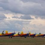 Clinceni Airshow 2-25