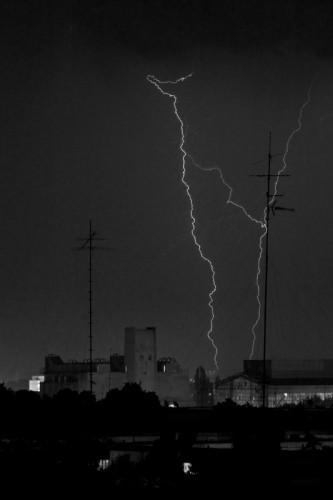 Lightning storm - 1