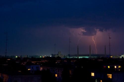 Lightning storm - 2